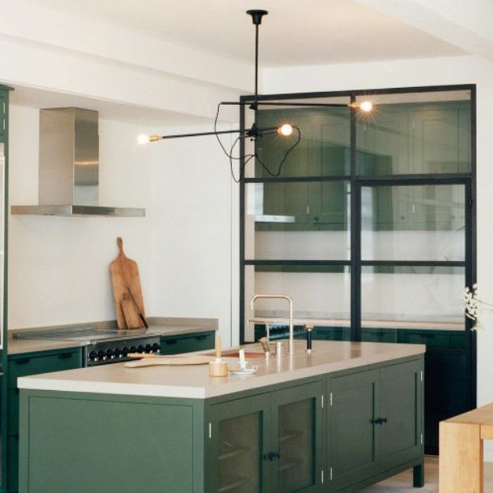 13 Kitchen Cabinet Ideas That Rival All-White