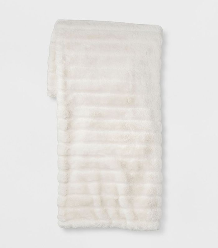 Project 62 Faux Fur Throw