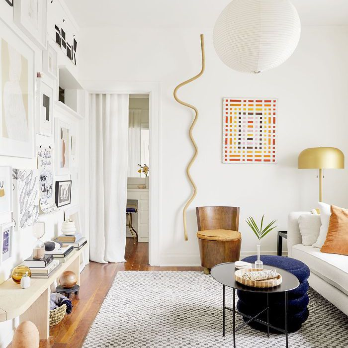 Designers Agree—This One Upgrade Makes a Rental Living Room Look Expensive