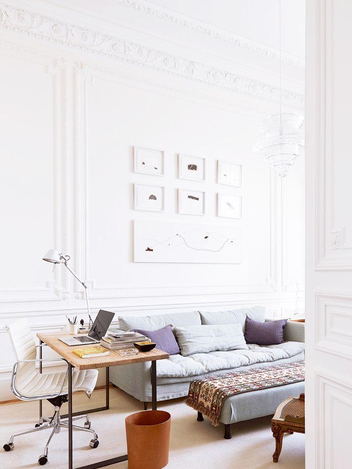 Parisian Apartment Décor Ideas