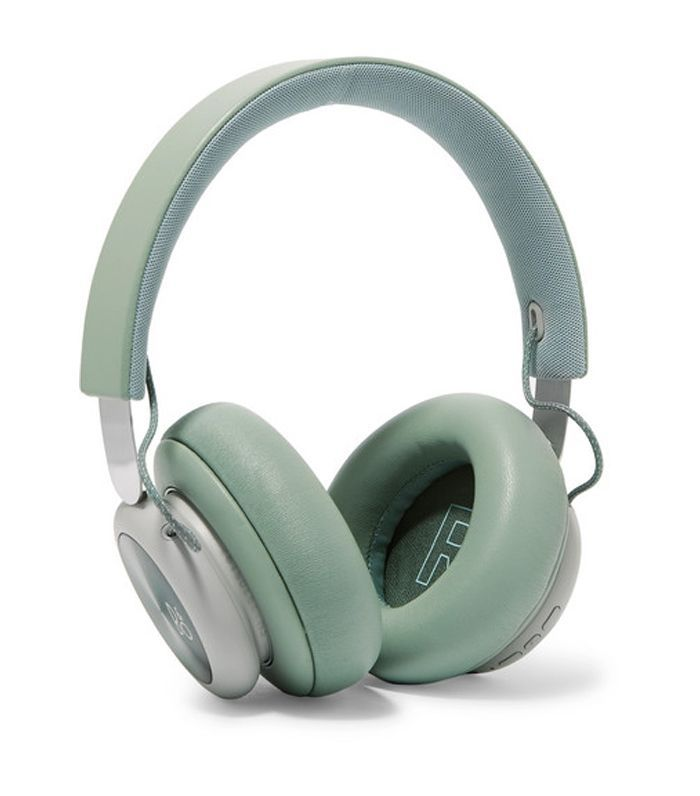 H4 Wireless Leather And Aluminium Headphones
