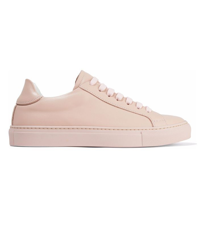 Iris and Ink Raye Leather Sneakers
