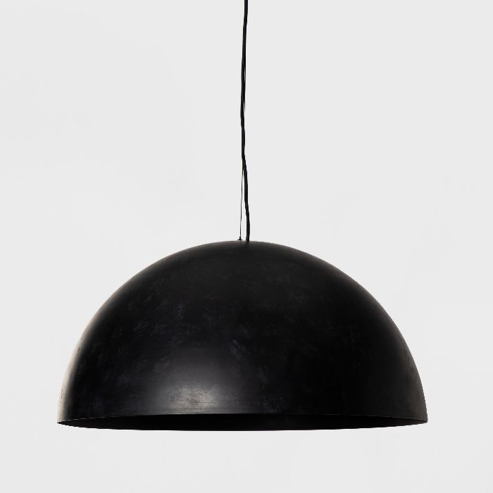 Leanne Ford for Project 62 Metal Dome Pendant Lamp