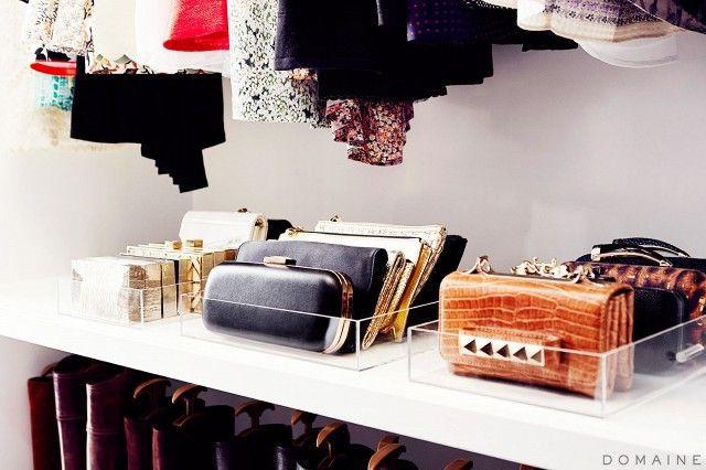 purse storage ideas