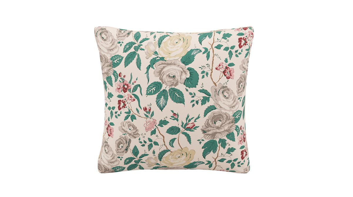 chintz pillow