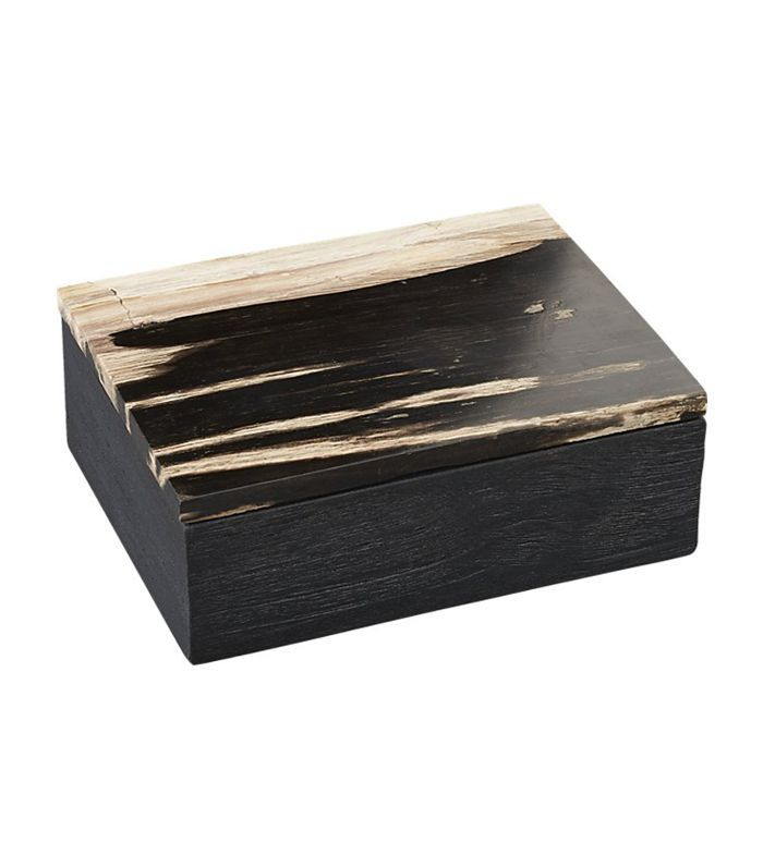Petrified Wood Box