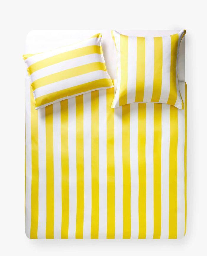 Zara Home 300-Thread-Count Sateen Duvet Cover