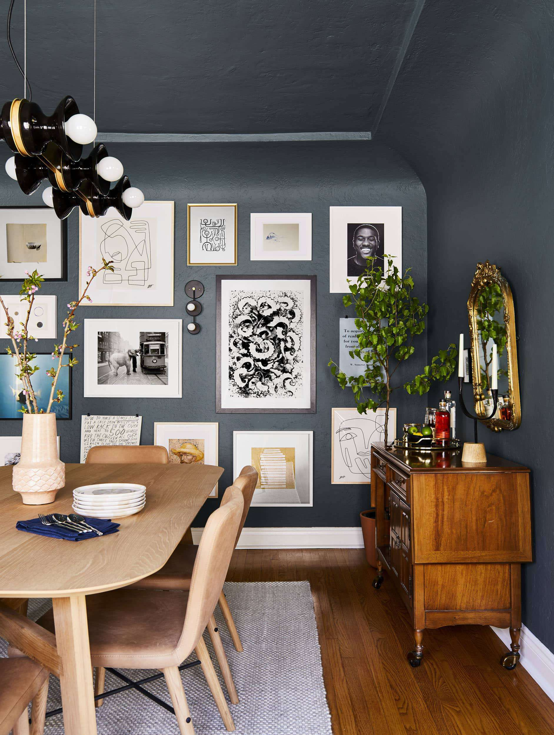 20 Gallery Wall Ideas to Spice Up Your Blank Walls