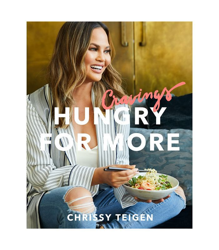 Chrissy Teigen and Adeena Sussman Cravings: Hungry for More