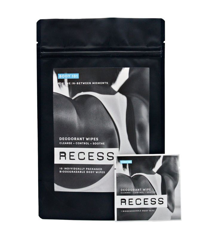 My Recess Deodarent Wipes