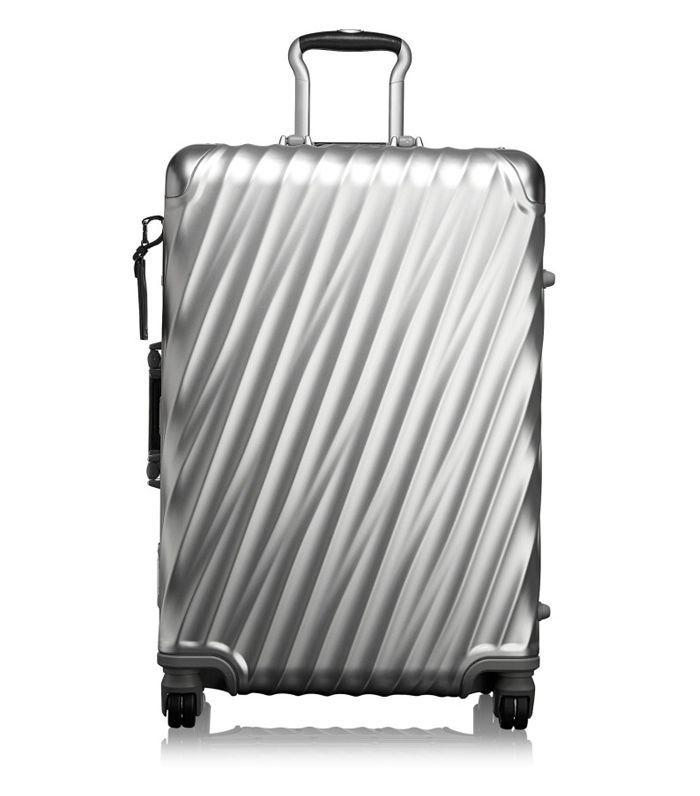 19-Degree Collection Wheeled Aluminum Short Trip Packing Case - Metallic