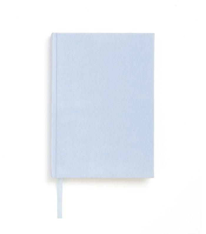 Normann Small Velour Notebook