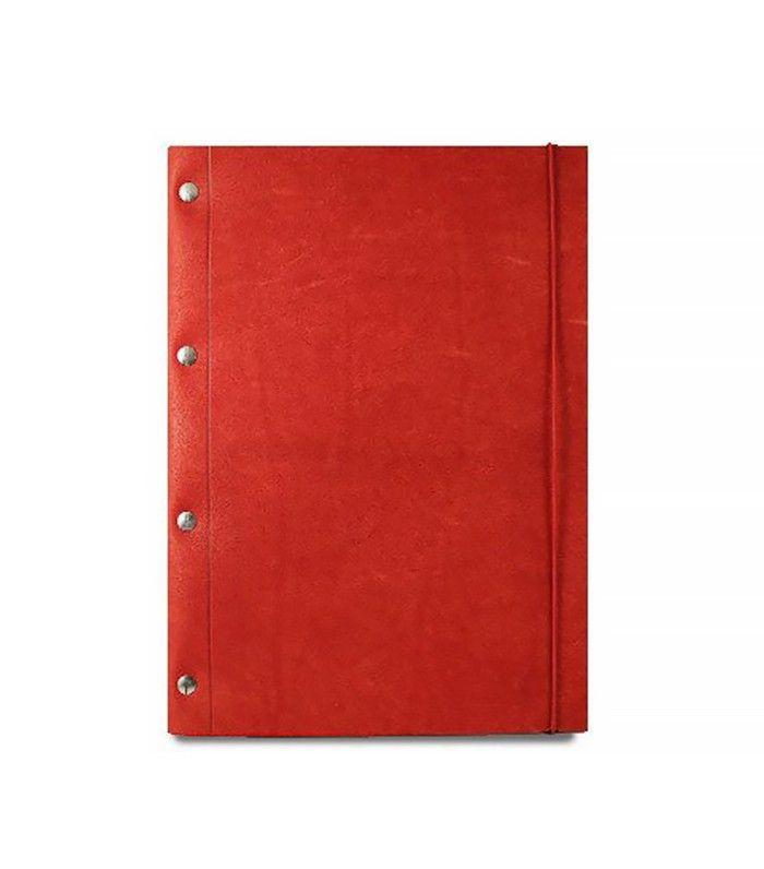Wynwood Letterpress Carnet Leather Deville