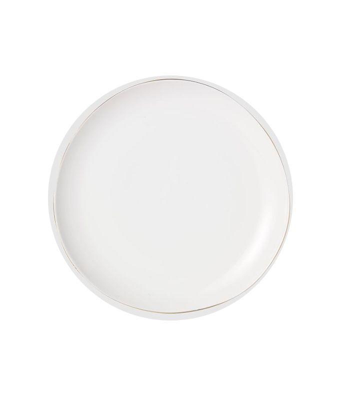 Organic Rimmed Dinnerware