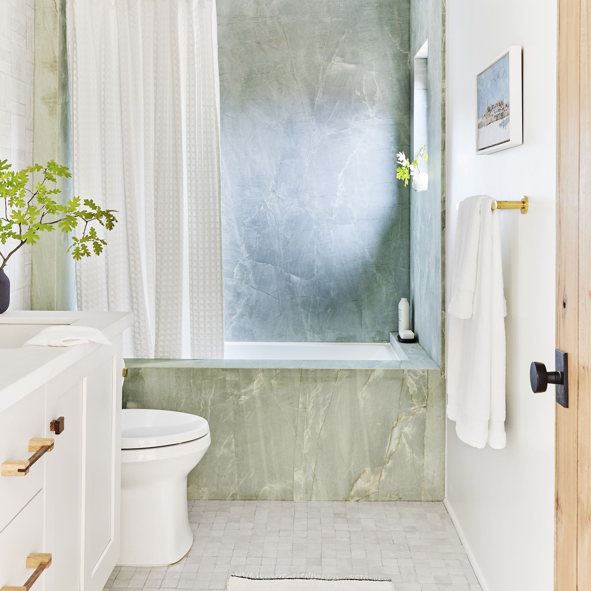 19 Gorgeous Green Bathrooms Ideas