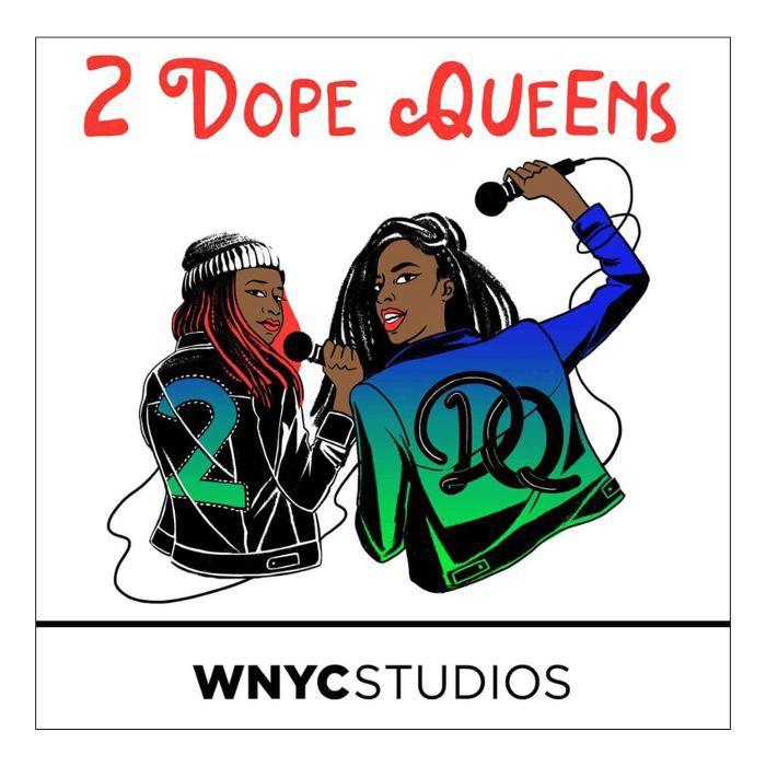 mejores podcasts para viajes por carretera: 2 Dope Queens