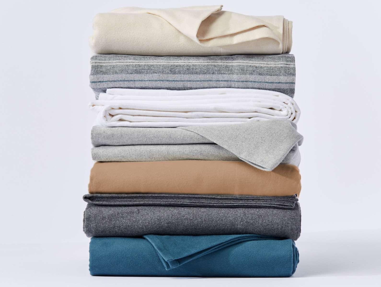 coyuchi brushed organic flannel sheets