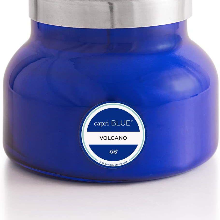 Volcán Capri Azul