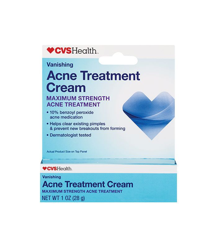 CVS Acne Treatment With 10% Benzoyl Peroxide