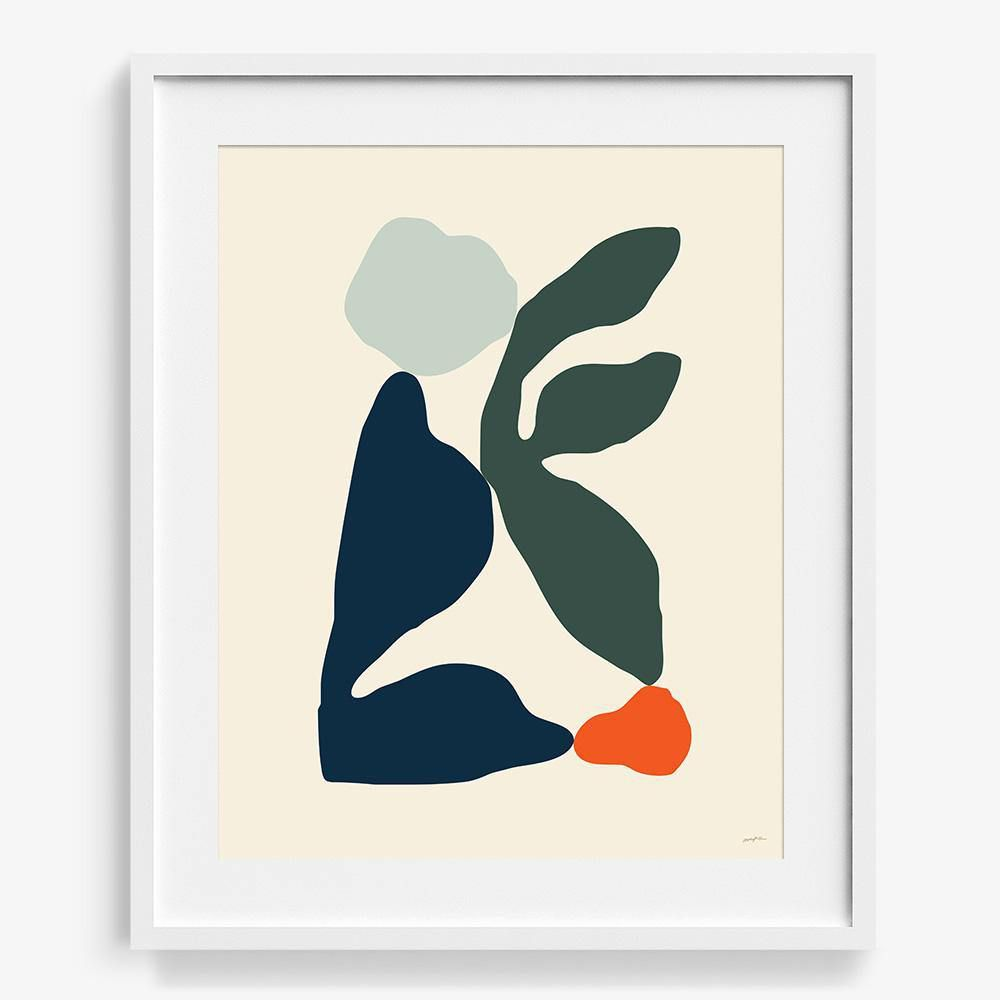 Helen II abstract print by Marleigh Culver