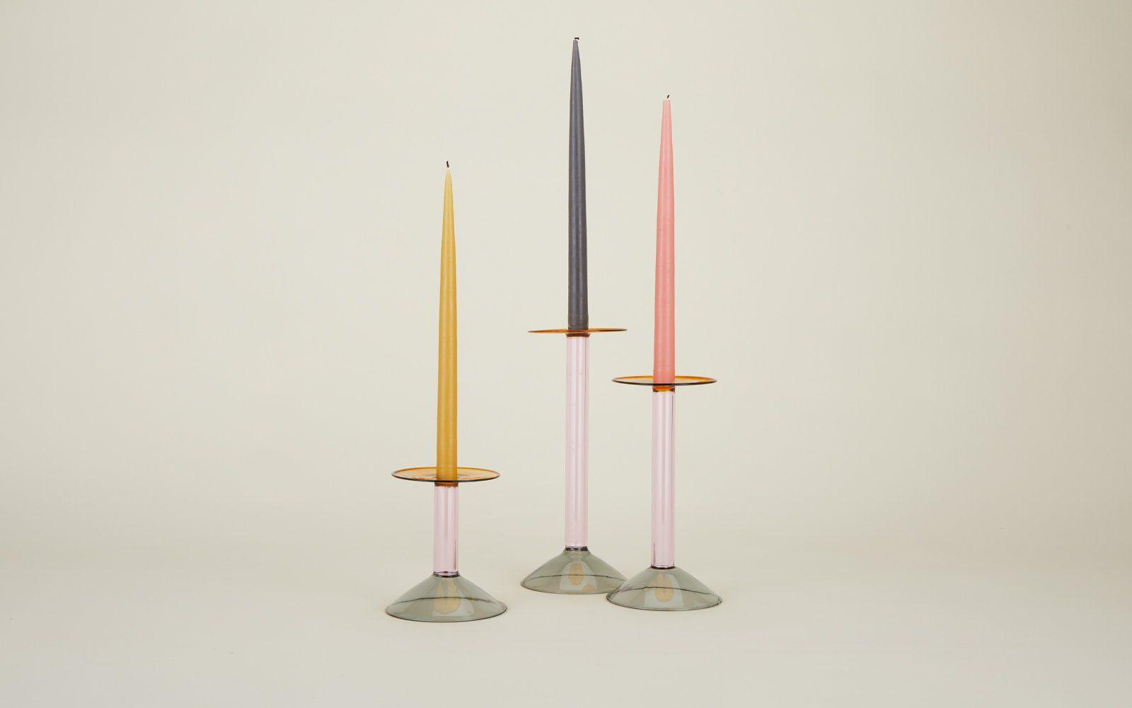 Rainbow Candleholder