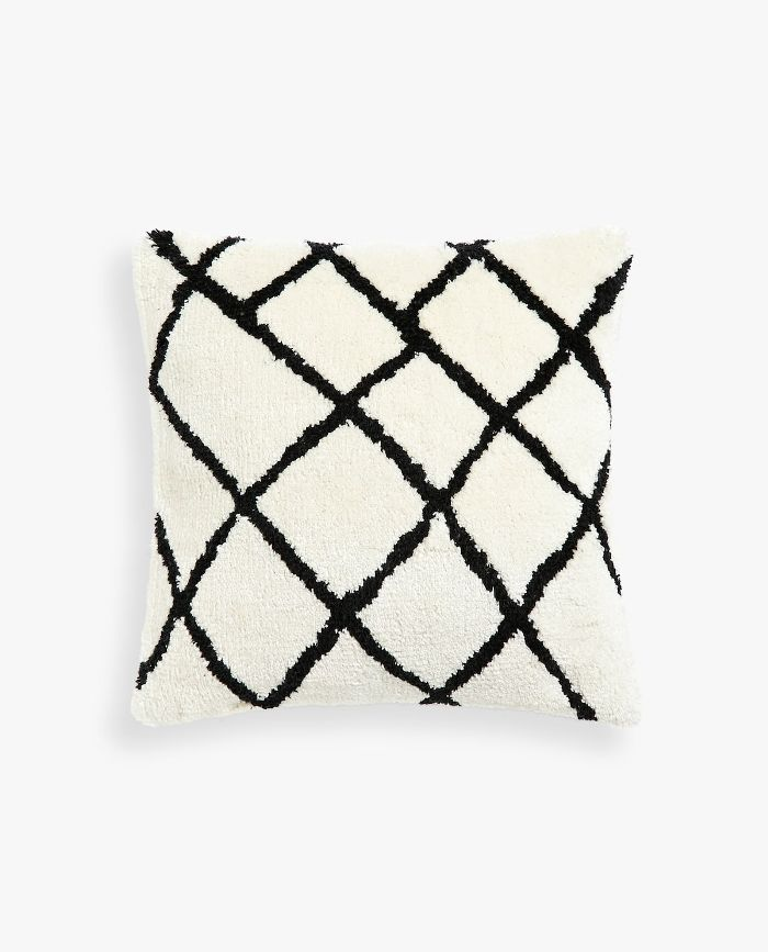Zara Home Geometric Pillow Cover