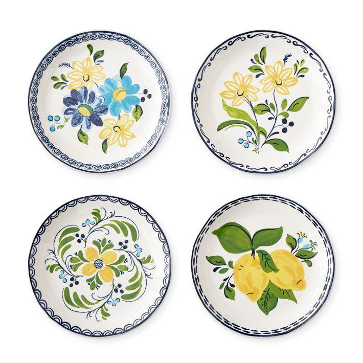 Seville Appetizer Plates