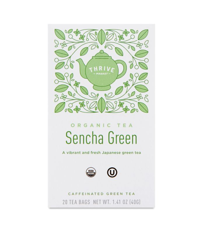 Thrive Market Organic Sencha Green Tea