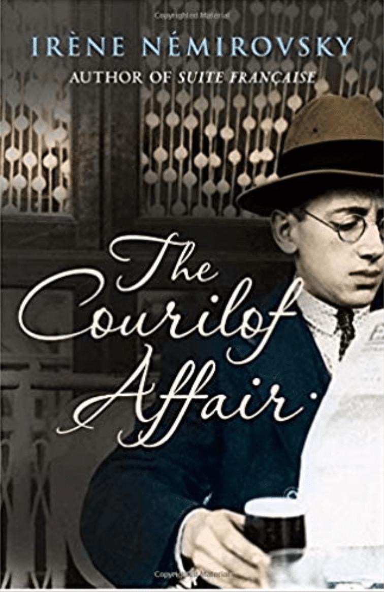 The Courilof Affair by Irène Némirovsky book cover