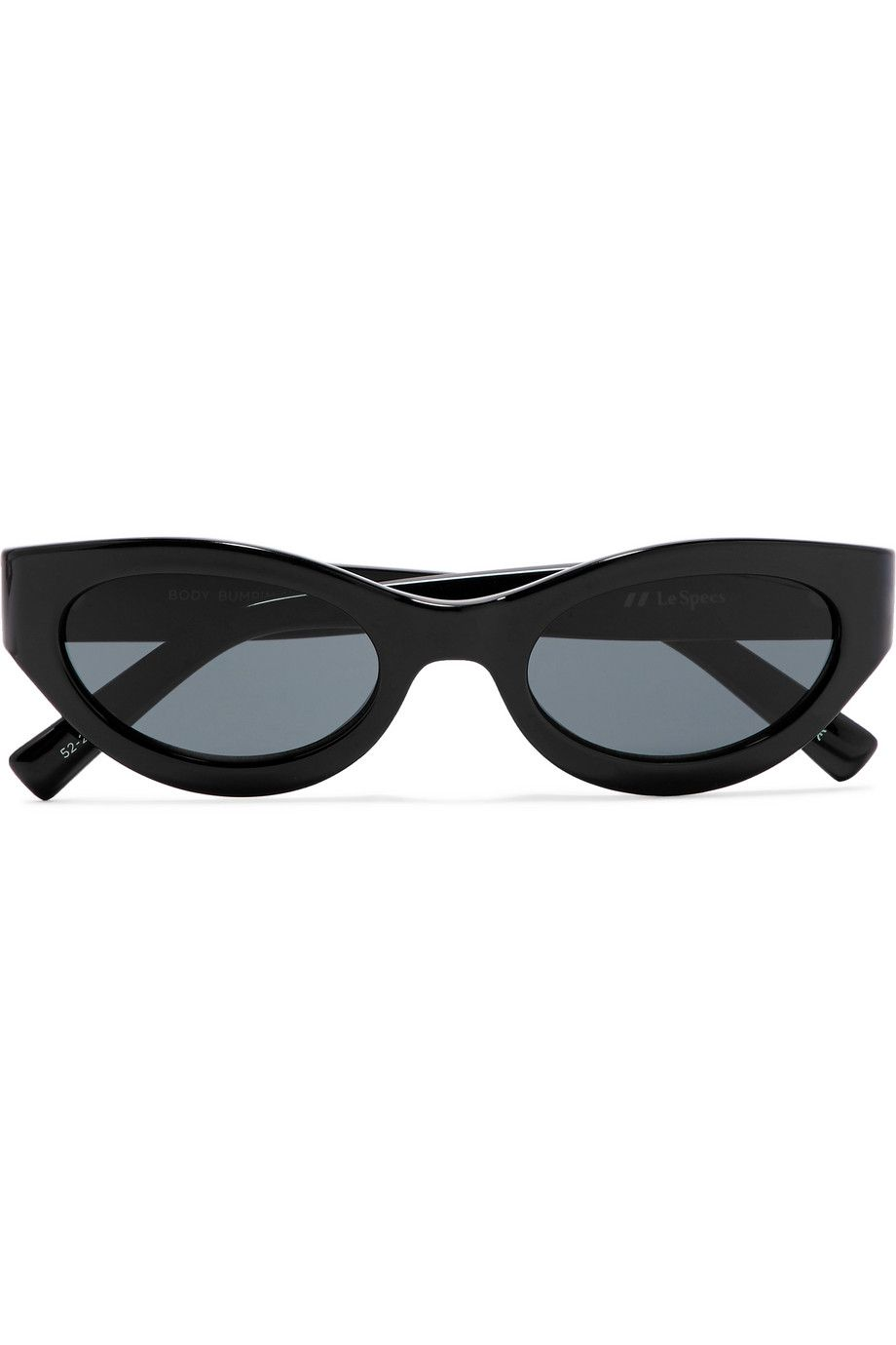 Body Bumpin Cat-Eye Acetate Sunglasses