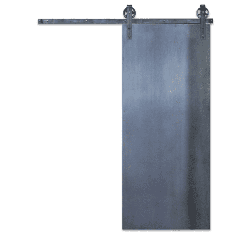 Artisan Hardware Industrial Panel Barn Door