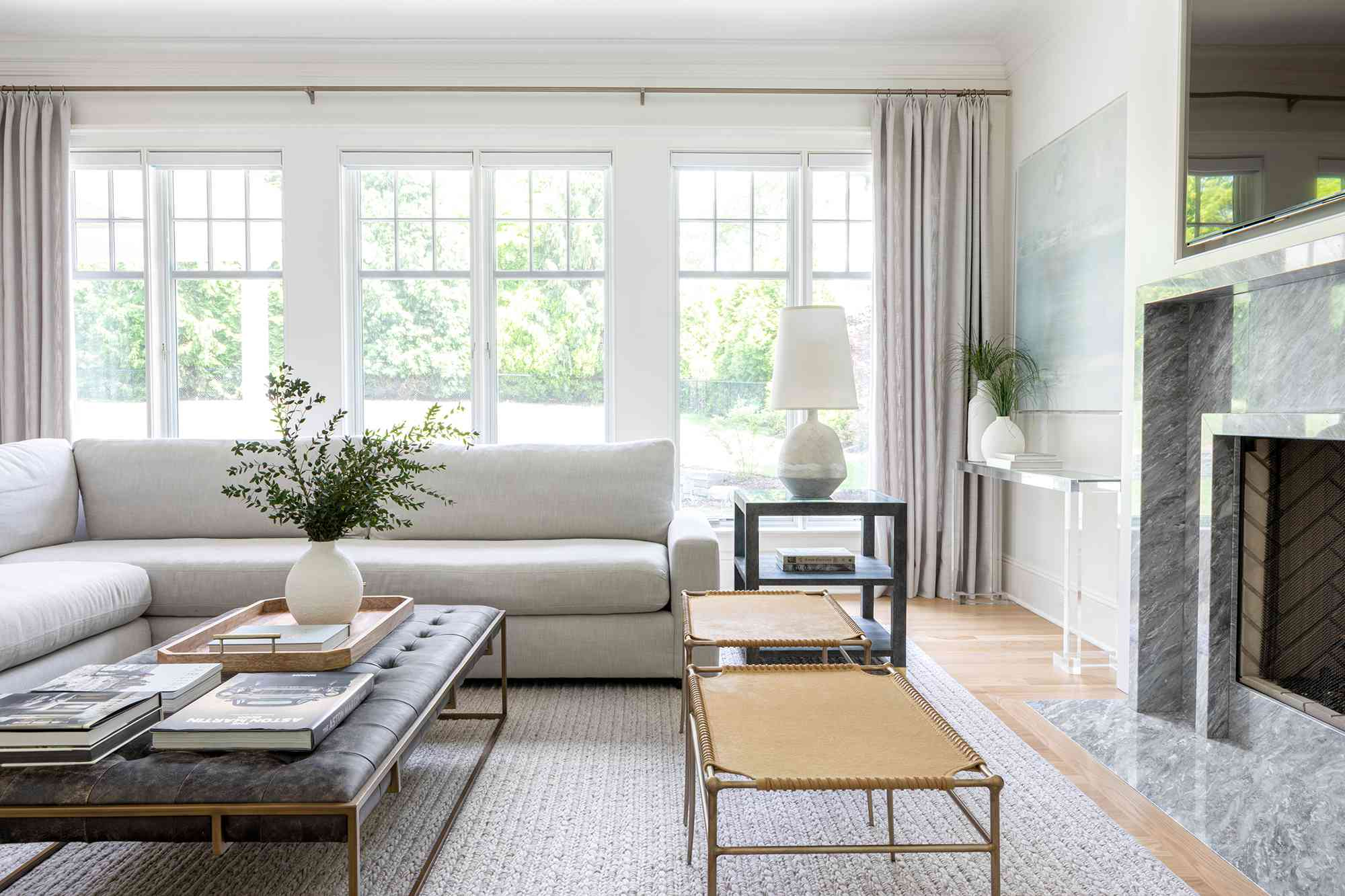 new jersey home tour - living room