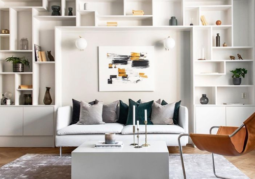 living rooms on Instagram