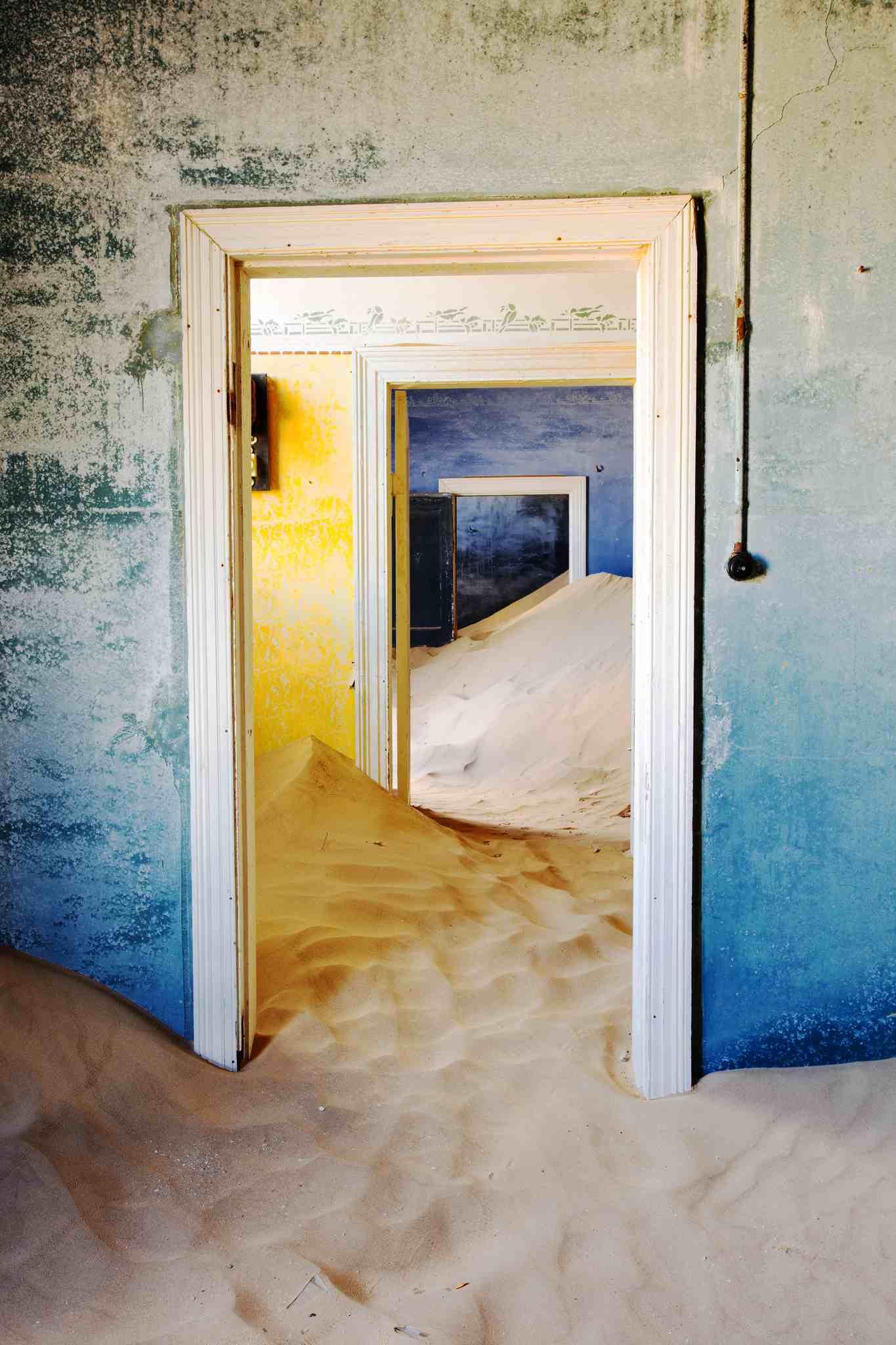 Kolmanskop Fine Art Print