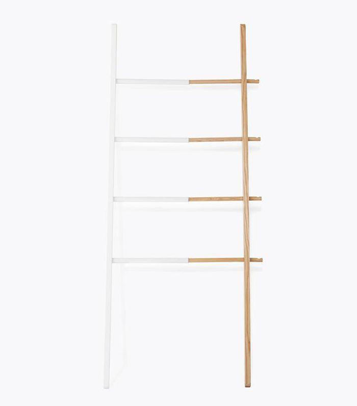 Umbra Hub Ladder in White