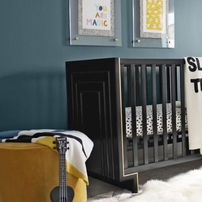 Inside Ayesha Curry S Nursery Gender Neutral And So Stylish