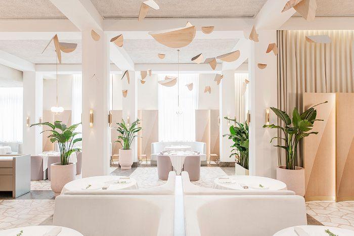 Restaurante Odette