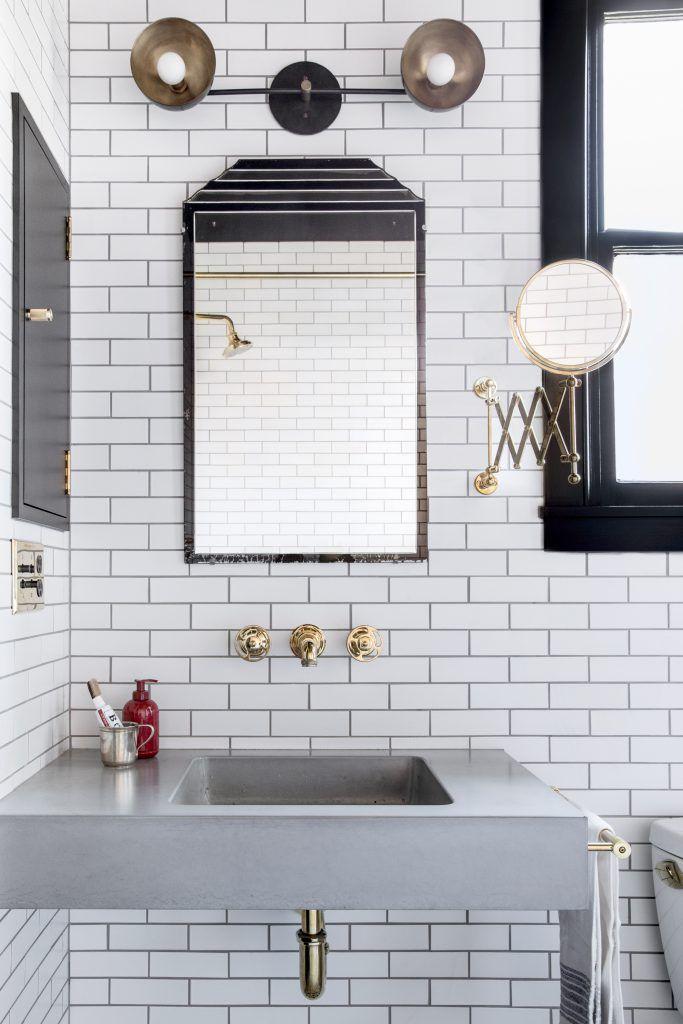 Bathroom by Katie Martinez Design