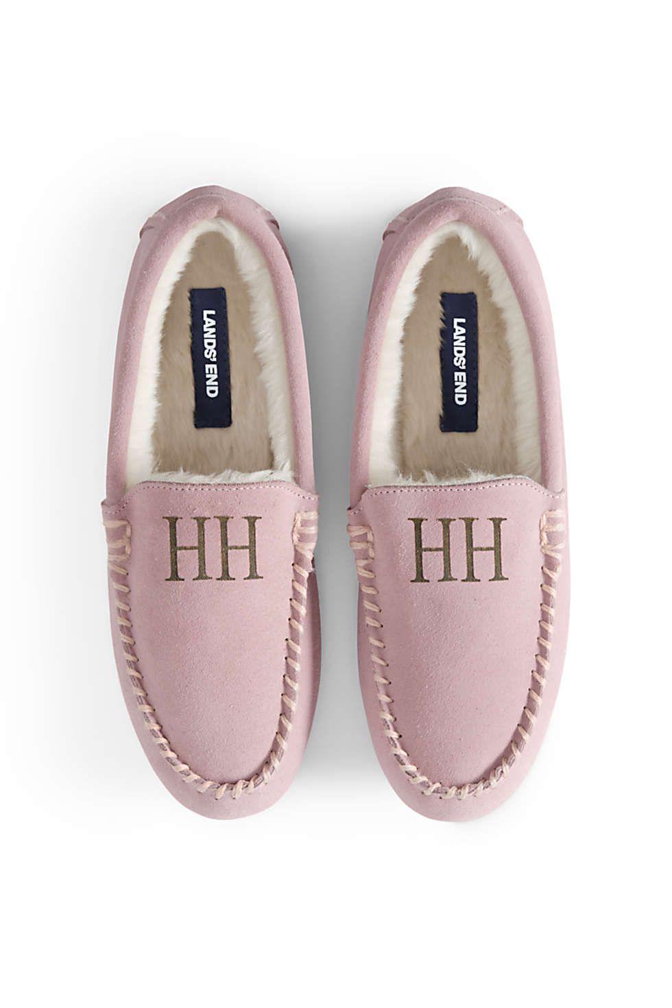 mocassin slippers