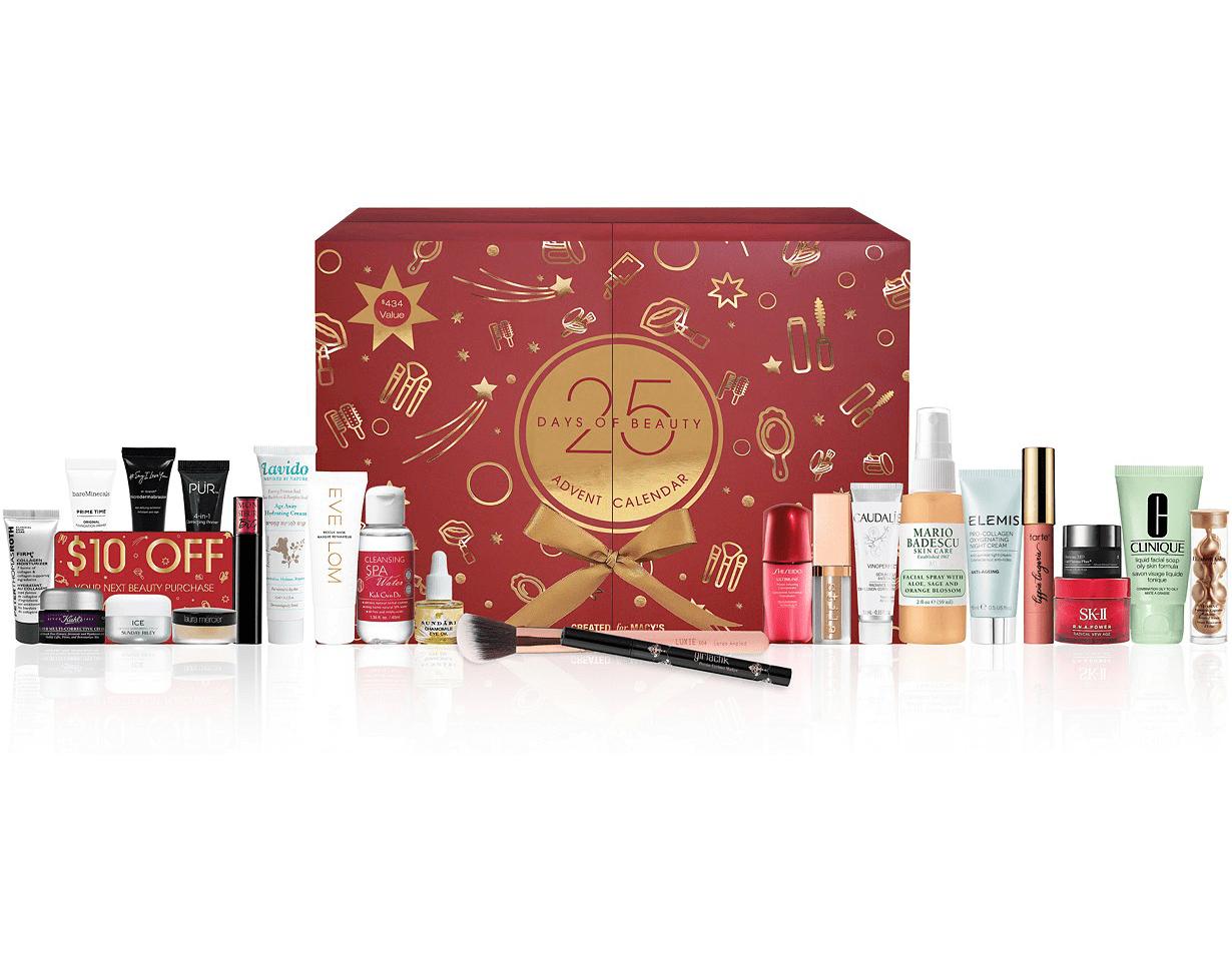 Macy's 25 Days of Beauty Advent Calendar