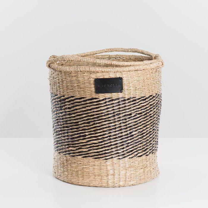 Magnolia Eleanor Seagrass Basket
