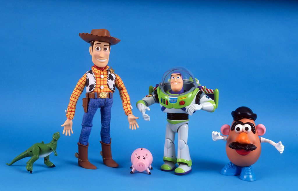 best '90s movies - toy story