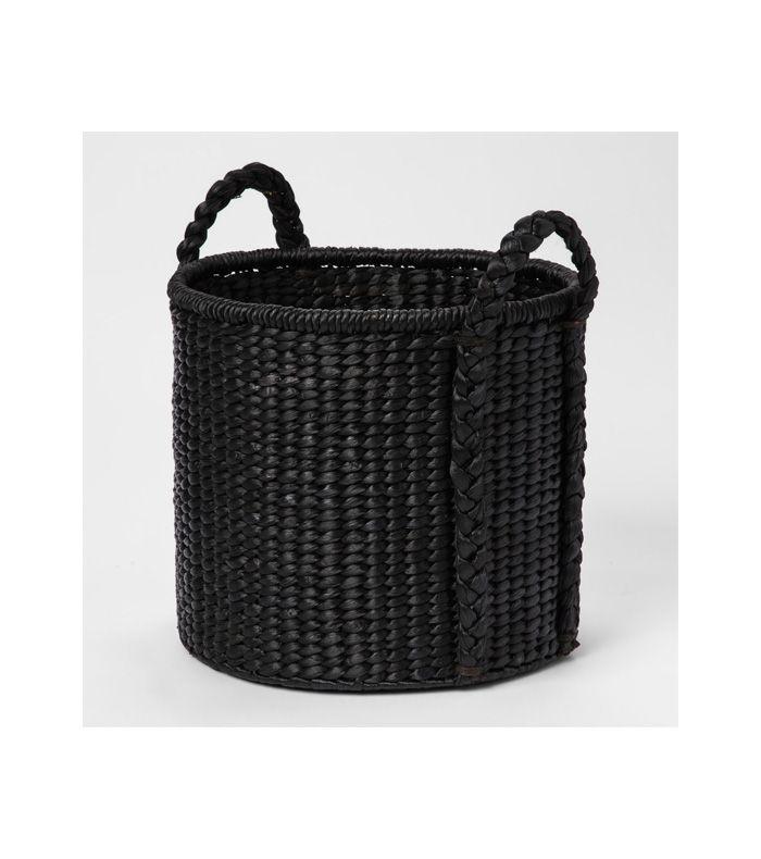 Target Green Woven Basket