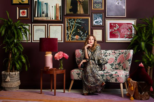 Drew Barrymore furniture collection