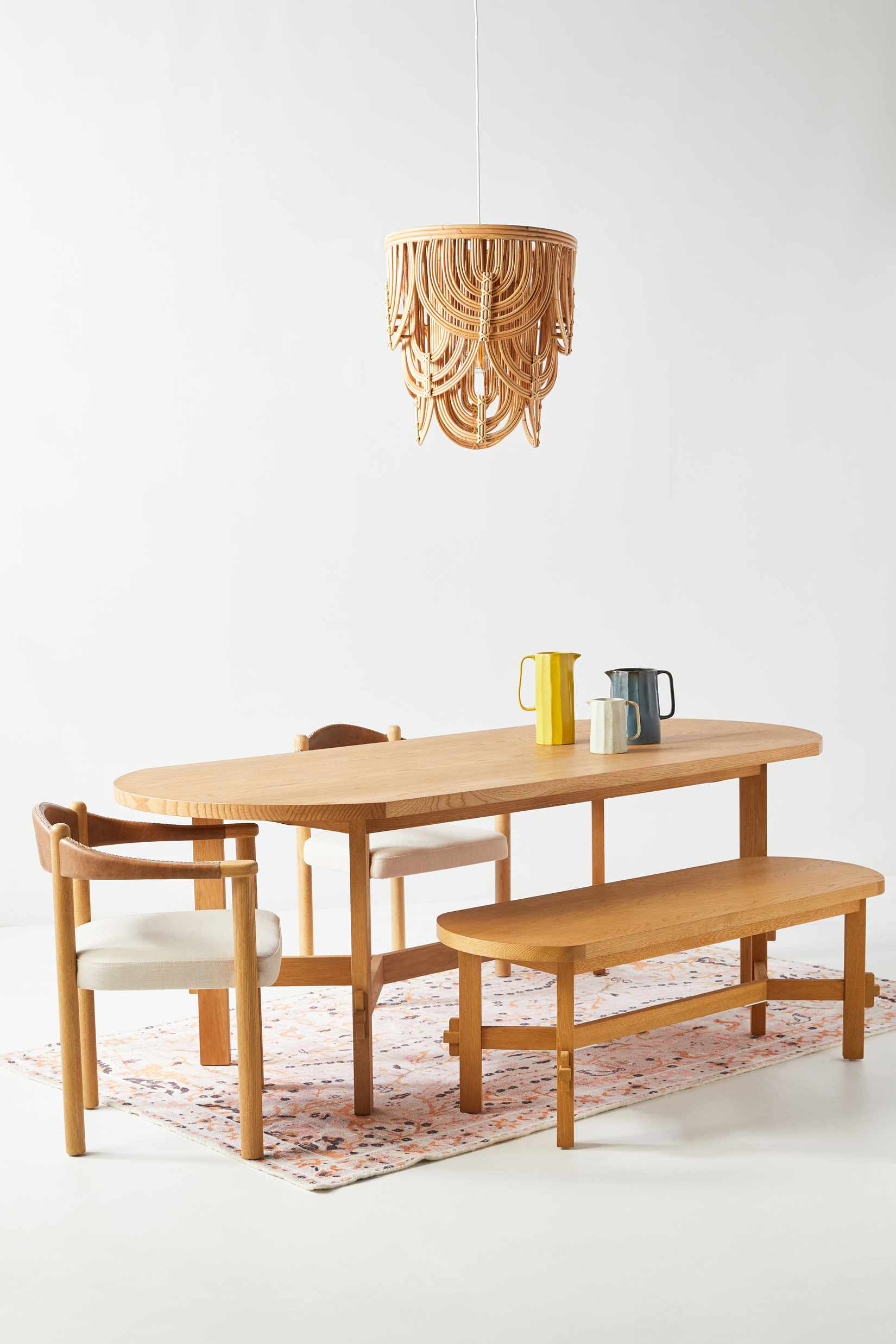 Amber Lewis for Anthropologie Henderson Dining Table