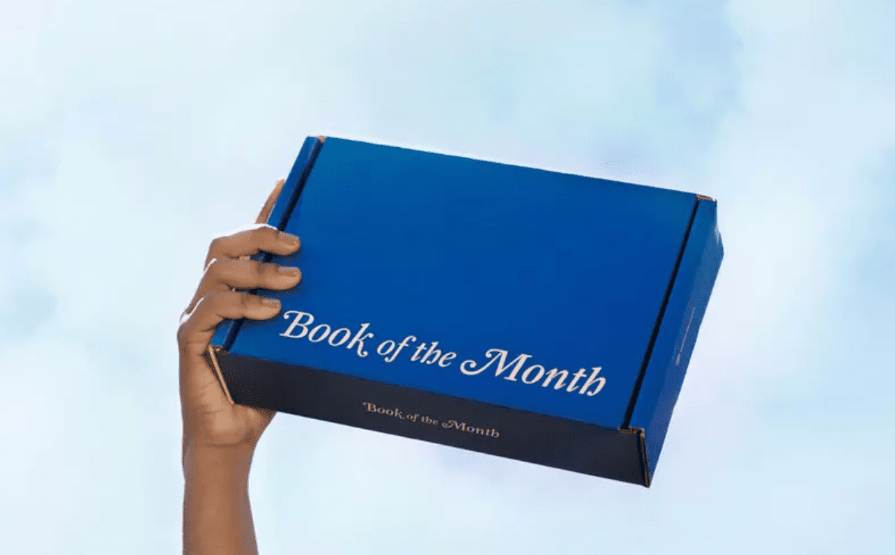 Book of the Month Subscription
