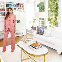 Miranda Kerr living room