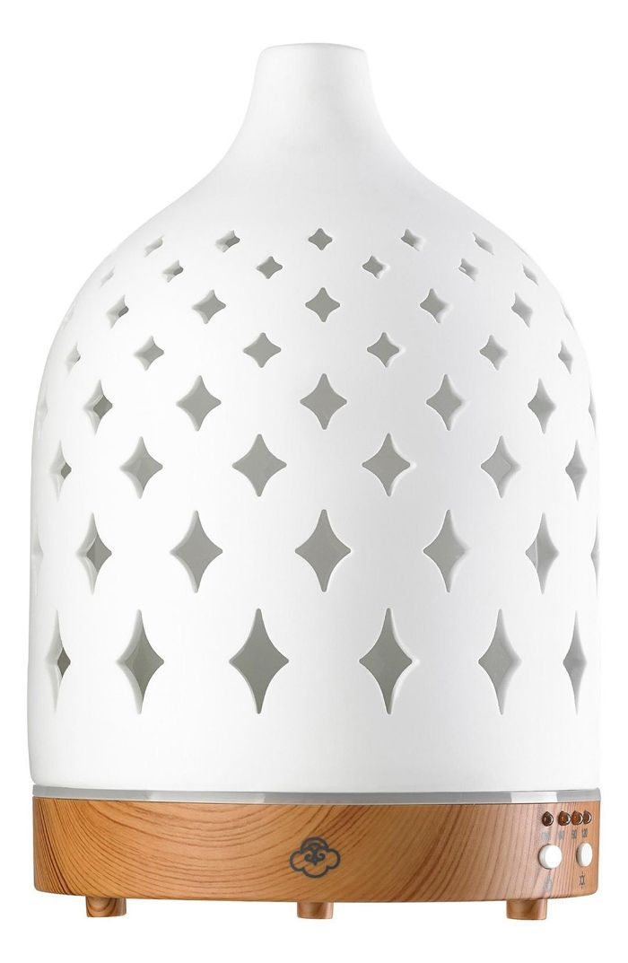 Serene House Supernova Electric Aromatherapy Diffuser Luxurious Pillows