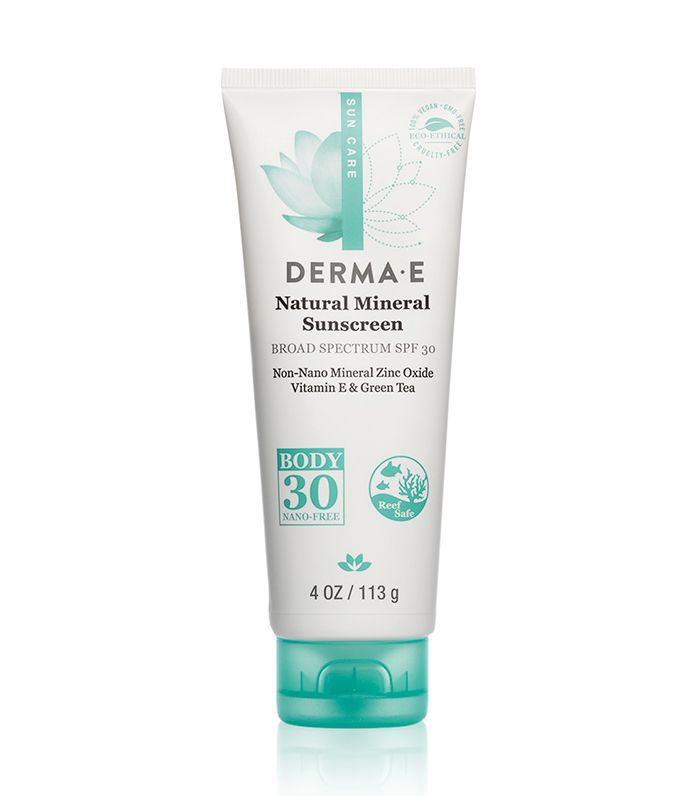 Derma E Natural Mineral Sunscreen SPF 30 Body