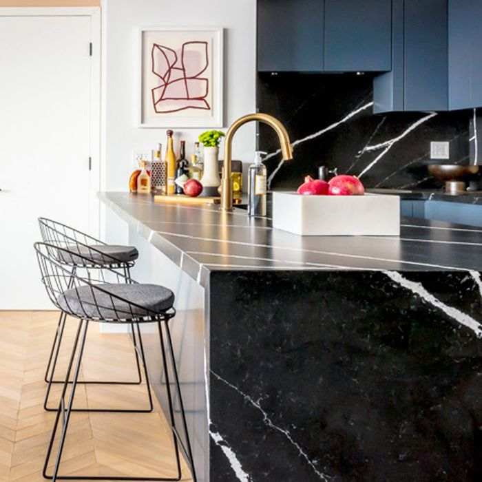 15 Drop Dead Gorgeous Waterfall Countertops
